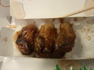 牡蠣たれ焼き押し寿司2